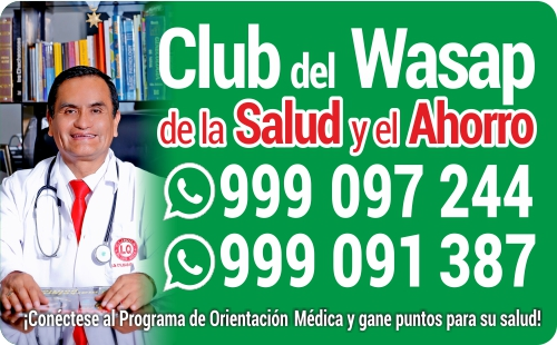 Club Wasap de la Salud y el Ahorro