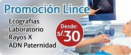 Promoción sede Lince Dr Luis Quito