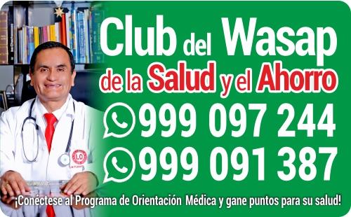 Club del Wasap de la Salud y el Ahorro