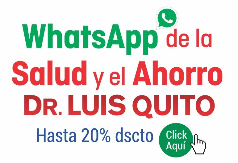 whatsapp de la salud y el ahorro, promociones, campañas médicas